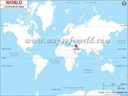 baghdad on a map baghdad on world map baghdad maps noticeable a map creatop