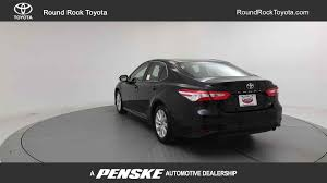 lexus es toyota camry 2018 new toyota camry le automatic at round rock toyota serving
