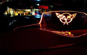 corvette c5 lights lettering southerncarparts