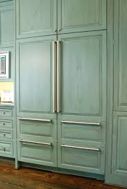 built in refrigerator cabinet custom built cabinet for sub zero refrigerator kitchens