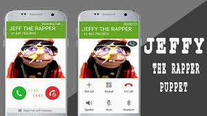 Jeffy Puppet by Jeffy The Rapper Puppet Fake Call Prank Android Apps On Google
