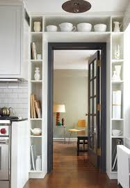 Bookshelves Around Window 13 Clever Built Ins For Small Spaces Apartment Therapy