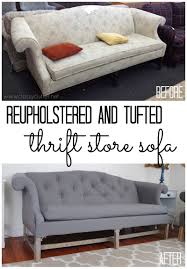 how to make a sofa slipcover how to reupholster a sofa
