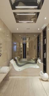 the defining design elements of luxury bathrooms a unique tub shower or both