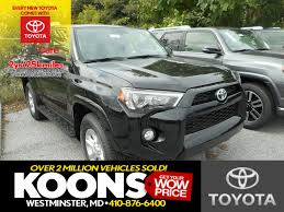 toyota corporation usa toyota 4runner in westminster md serving baltimore