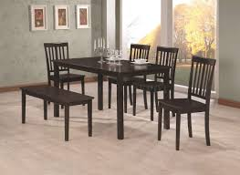 bench for dining room table bench dining room set ideas 13906