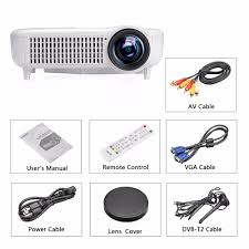 aliexpress com buy original exquizon 5018d lcd led projector