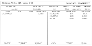 check stub template 3 check stub templates free samples examples
