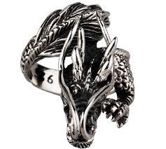 dragon jewelry rings images Dragon ring feng shui dragon ring silver dragon ring handmade jpg