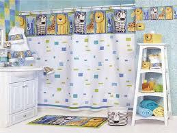 kid bathroom shower curtains living room decoration
