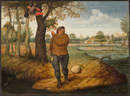 Pieter Bruegel Blind Leading The Blind Peasant And Nestrobber Bruegel As Witness Of His Times Journal