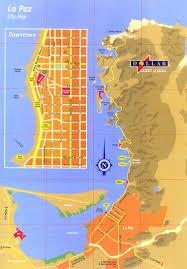 Map Mexico by La Paz Mexico Map La Paz Baja California Sur U2022 Mappery