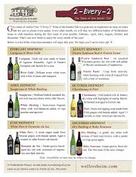 Wisconsin Wineries Map by 2 Every 2 Wine Of The Month Club Wollersheim Winery