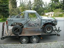 Ford Bronco Lifted Mud Truck - bronco ii buggy the ranger station forums