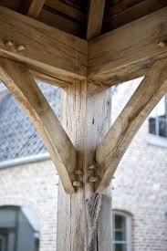 Typical Wall Framing Details Oak Wood Frame Construction Manual House Floor Joists Construction