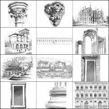 free photoshop architecture brushes atechcave