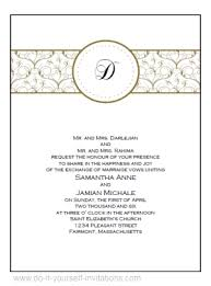 wedding invitation online template online wedding invitations for