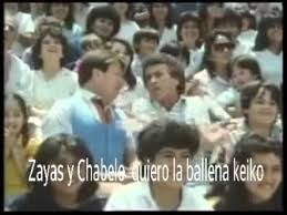 Alfonso Zayas Meme - zayas y chabelo berrinche de chabelo la ballena keiko youtube