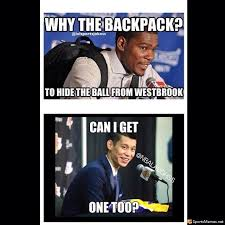 kd and lin meme