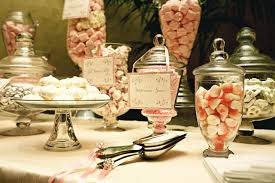 candy table for wedding ceremony magazine 2011 san diego four seasons wedding