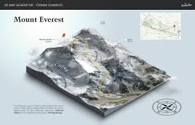 3d Maps 3d Map Generator Terrain From Heightmap By Orange Box Graphicriver