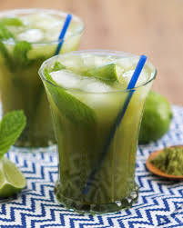 mojito recipe thirsty for tea matcha mojitos