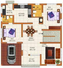 villa home plans splendid design luxury villa floor plans kerala 10 2bhk 3bhk for