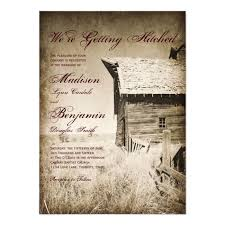 wedding programs wording sles 1835 best barn wedding invitations images on barn