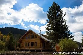 uinta classic uinta log and timber homes