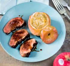 panais cuisine magret de canard et pink rôtie et farcie au panais cuisine