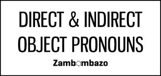 u0026 indirect object pronouns