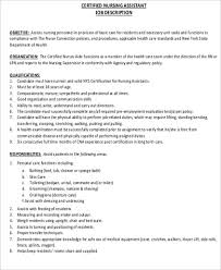 Resume For Cna Job by 44 Cna Resume Cna Resume Skills List Entry Level Nursing