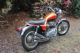 wayne u0027s triumph motorcycles a 1973 triumph x 75 hurricane joins