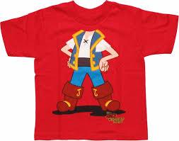 jake land pirates body toddler shirt