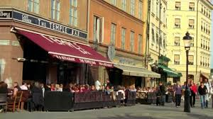 Capital City Awning Stockholm Capital City Sweden Hd Stock Video Footage
