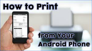 how to print on android how to print from your android phone small business trends