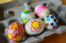 kids easter eggs 9 ways kids can decorate easter eggs without dyeing them cool