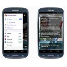 yahoo app for android yahoo updates android app with summly tech news opinion
