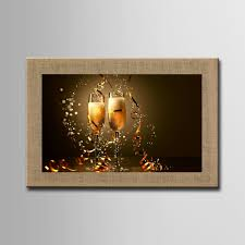 Home Decor Wall Paintings Compare Prices On Champagne Canvas Online Shopping Buy Low Price