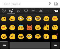 android smileys en på emojistödet i android 4 4 swedroid