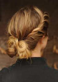 Low Messy Bun Vip Hairstyles