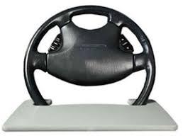 Laptop Steering Wheel Desk Wheelmate Laptop Steering Wheel Desk Gets Hilarious Reviews
