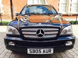 2005 mercedes benz m class 2 7 ml270 cdi special edition 1