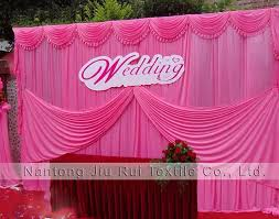 wedding backdrop to buy online buy wholesale wedding stage backdrop decoration cheap