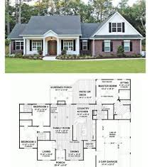 Ranch Style House Plans With Basement by House Plans Dream House Plans Two Story Ranch House Mountain Ranch