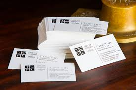 Business Cards Attorney Business Cards