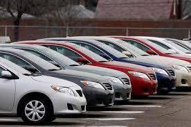 toyota car lot toyota praises gr sting says it s sole parts supplier