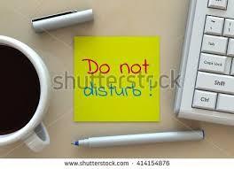 Do Not Disturb Desk Sign Please Do Not Disturb Stock Images Royalty Free Images U0026 Vectors