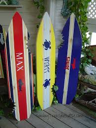 surfboard wall art home decorations prepossessing 25 surfboard wall art decorating inspiration of