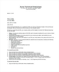 Business Letter Offer offer letter offer business letters offer letter bunch